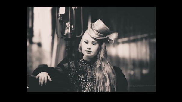 18 Year Old Madeline Stuart, A Model With Down Syndrome, Got To Walk The Runway At Fashion Week