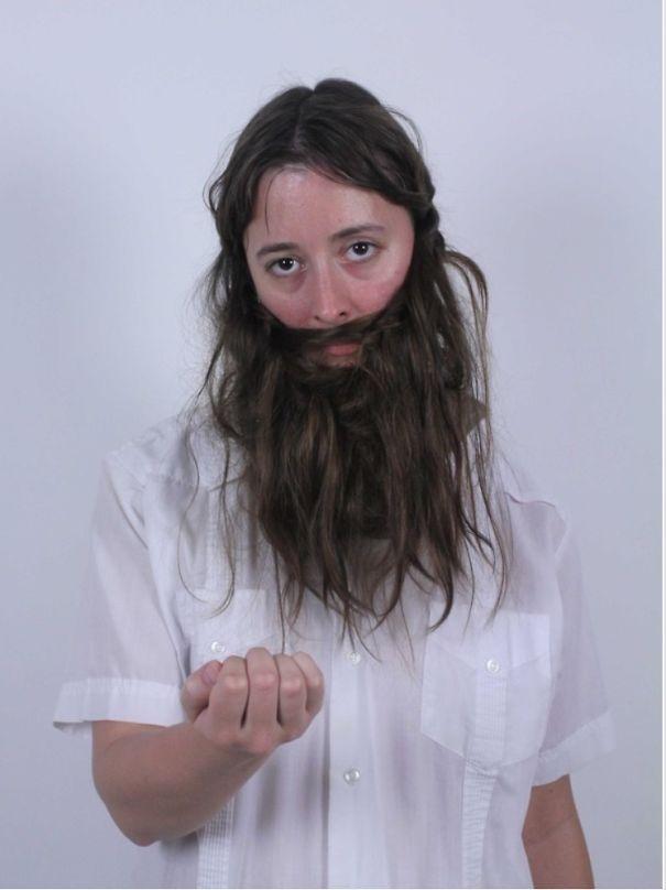 Beard Measuring Contest