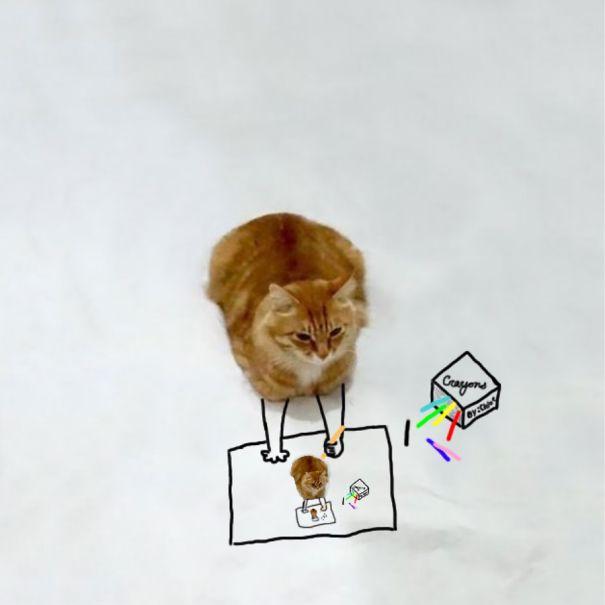 Kitty-ception