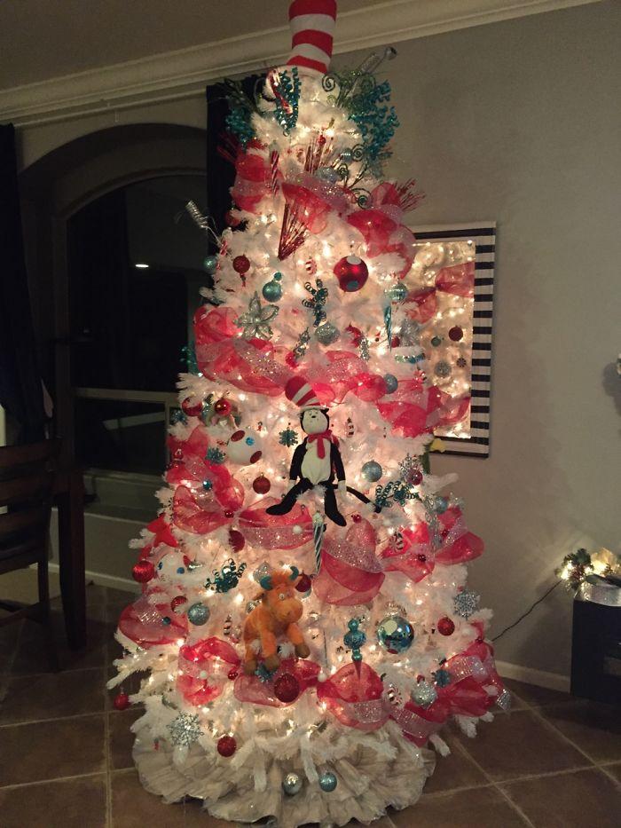 Dr Suess Christmas Tree