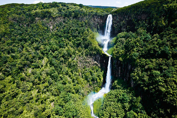 Karuru Falls – Tallest Waterfalls In Kenya