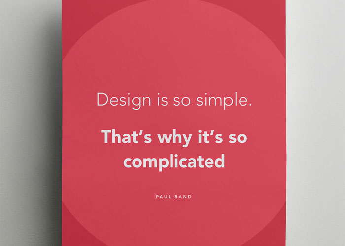 10 Posters That Will Inspire You To Be A Better Designer