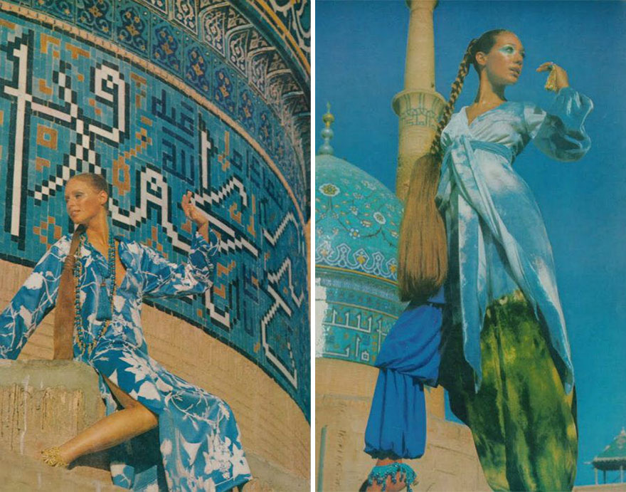 iranian-women-fashion-1970-before-islamic-revolution-iran-30 - This Is How Iranian Women Dressed in the 1970s  - MPC Journal - Mashreq Politics and Culture Journal