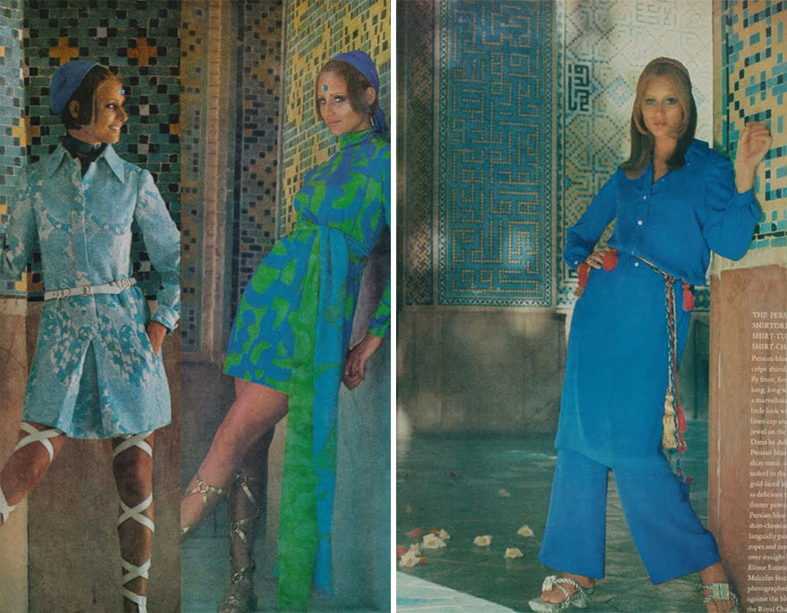 iranian-women-fashion-1970-before-islamic-revolution-iran-43 - This Is How Iranian Women Dressed in the 1970s  - MPC Journal - Mashreq Politics and Culture Journal