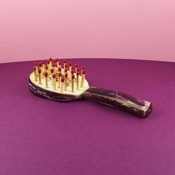Food Sculpture