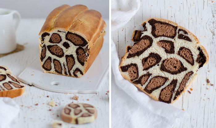 Leopard Milk Bread Recipe By French Baker