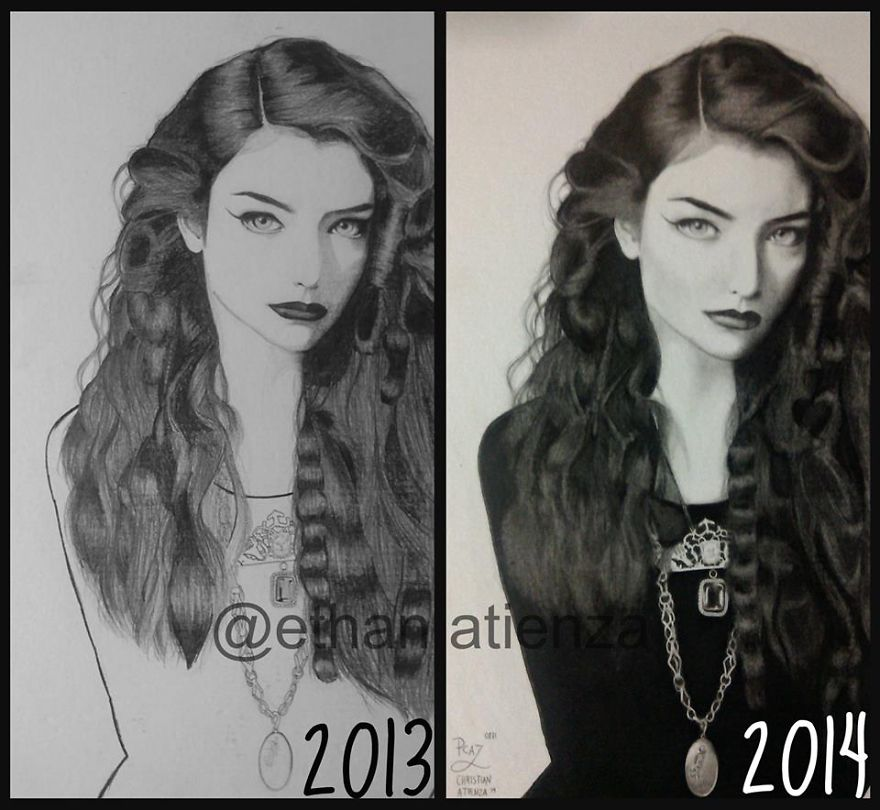 1 Year Difference Feat. Lorde!