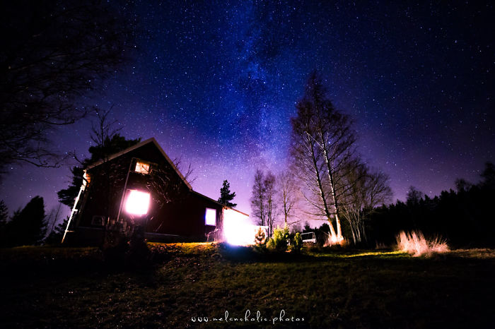 Milkyway Photos From Southern Finland, Salo