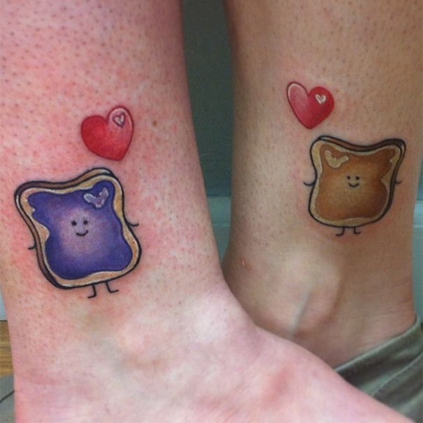 15+ Mother-Daughter Tattoos That Show Their Unbreakable Bond | Bored ...