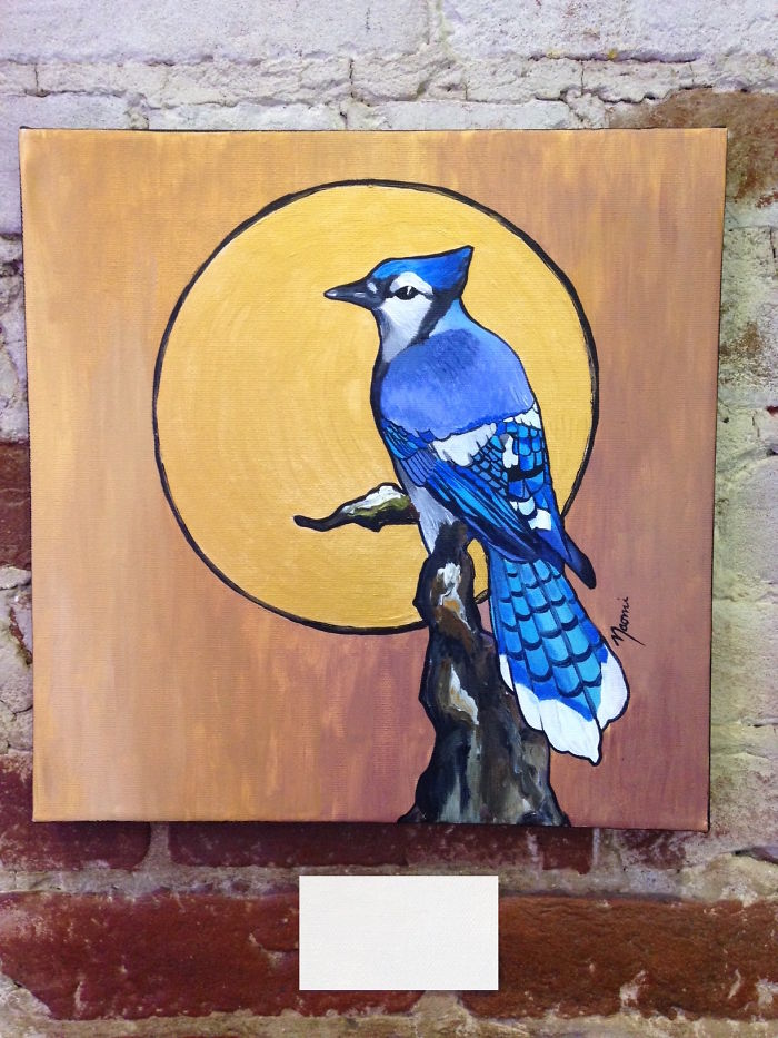 My Paintings Were Stolen By A Restaurant Owner