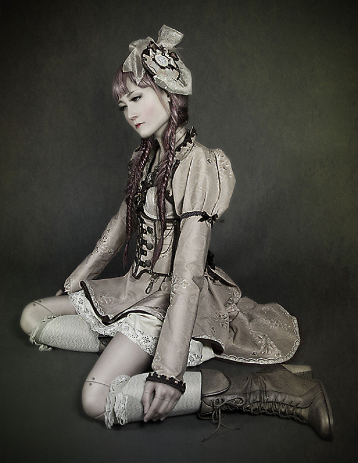 """My Personal Project About """"human Dolls"""""""