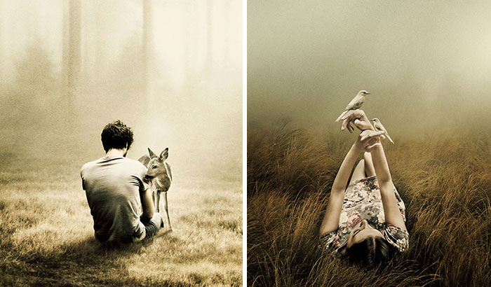 My Photographs Show The Magical Side Of Being Alone