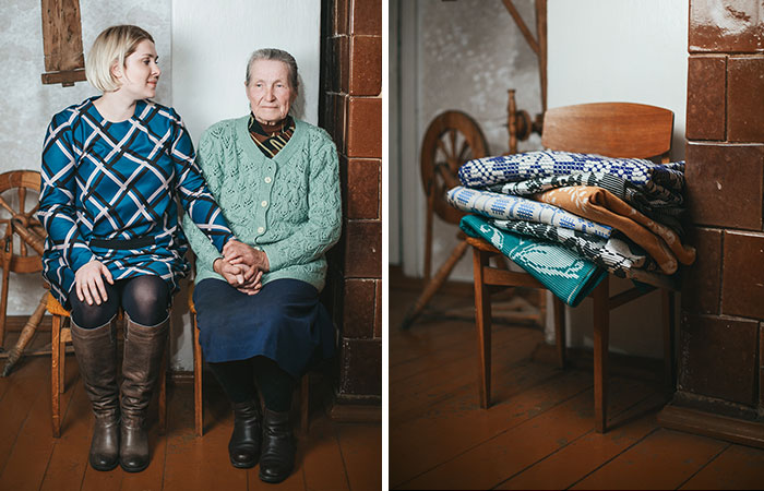 The Special Bond Between Grandmothers And Their Granddaughters Revealed Through Their Presents