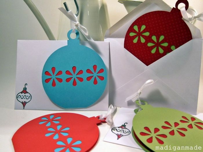 Handmade Envelope Decoration