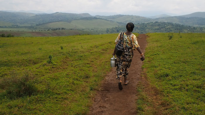 Pregnant Woman From Congo Walks 27 Km In 5 Hours Just To Get To Her Nearest Clinic