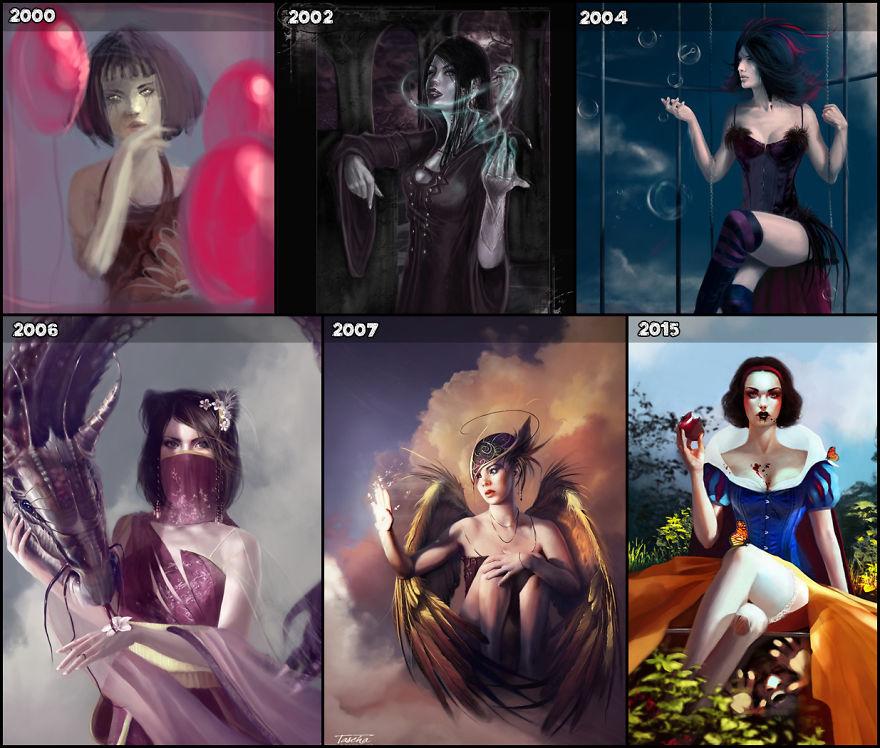 Progress In Regards To Color Understanding :)