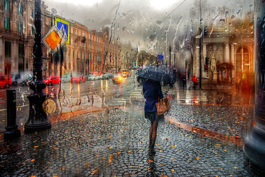 rain-street-photography-glass-raindrops-oil-paintings-eduard-gordeev-20