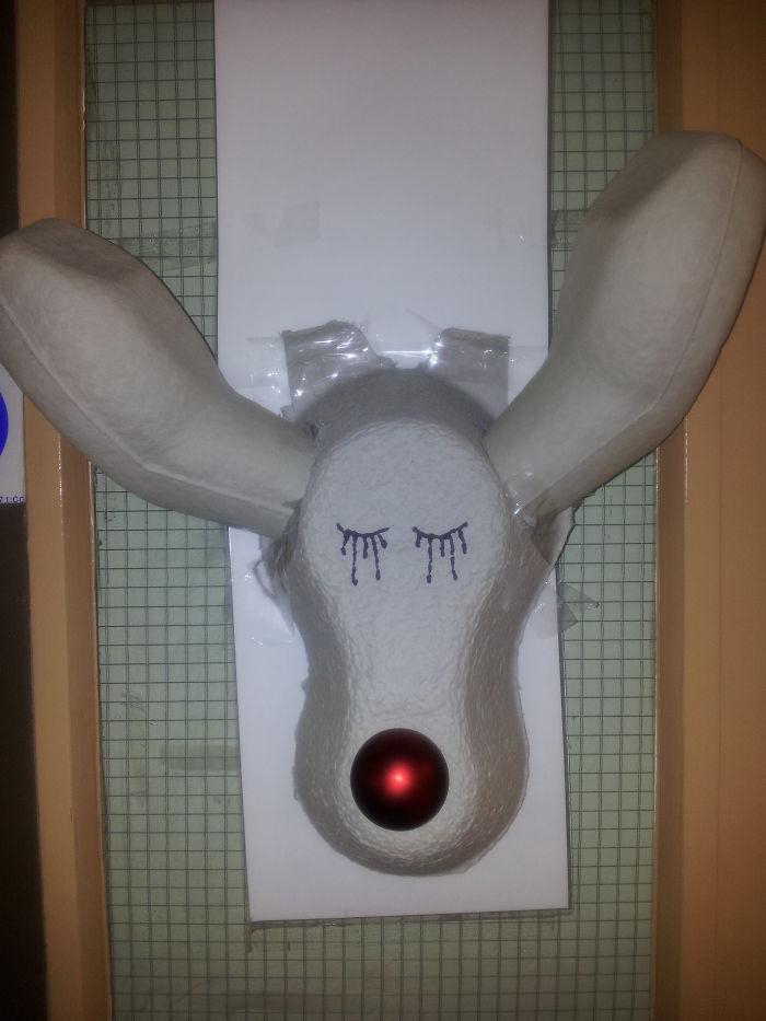 Rudolph Hospital Style…
