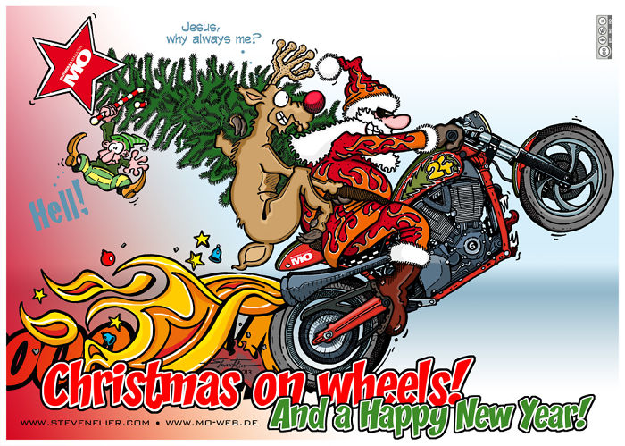 The Christmas Transporter