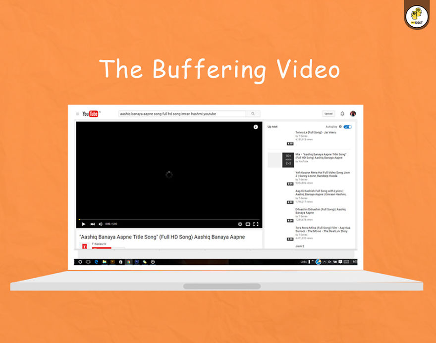 Buffering Video
