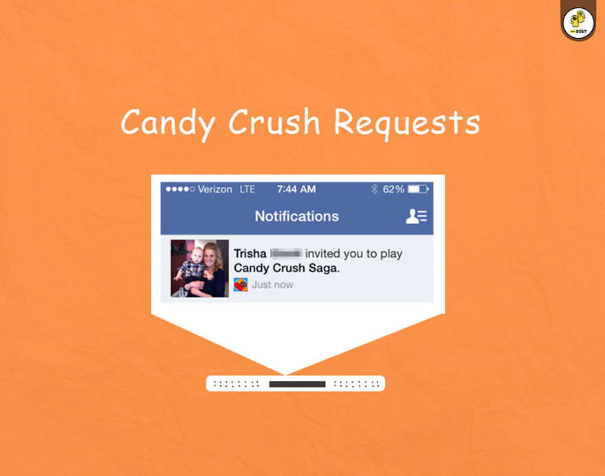 Candy Crush Requests
