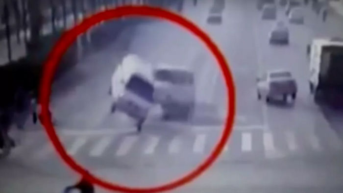 Solved The Mystery Car That Levitated In China