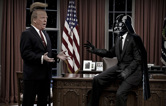 Star Wars Characters Take Over As World Leaders