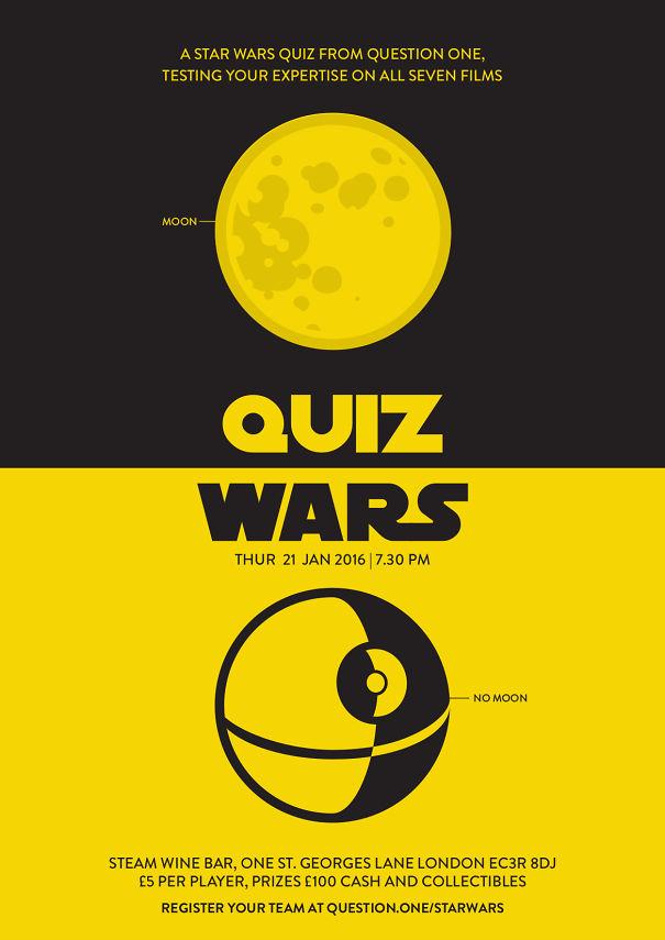 Tickets To A Star Wars Quiz Night