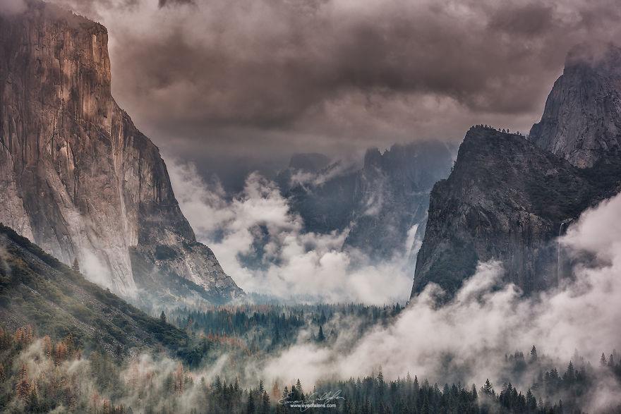 Yosemite Gates
