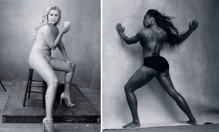 Pirellis' 2016 Calendar Replaces Sexy Stars With Influential Women