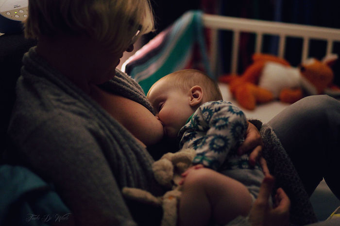 The Beauty Of Breastfeeding