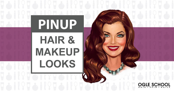 The Complete Guide To Pin-up Hair And Make-up