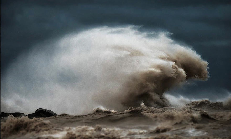 Dave Sandford ,Liquid Mountains Photography #artpeople