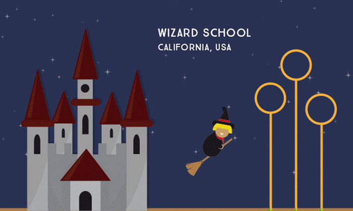 We Created An Infographic About The Most Unusual Schools In The World