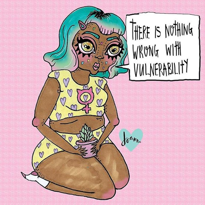 These Illustrations Will Make You Feel Good In Your Body And Soul