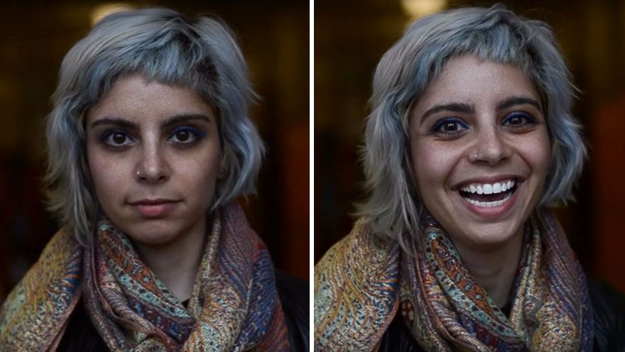 Social experiment exposes what happens when people are told they are beautiful.