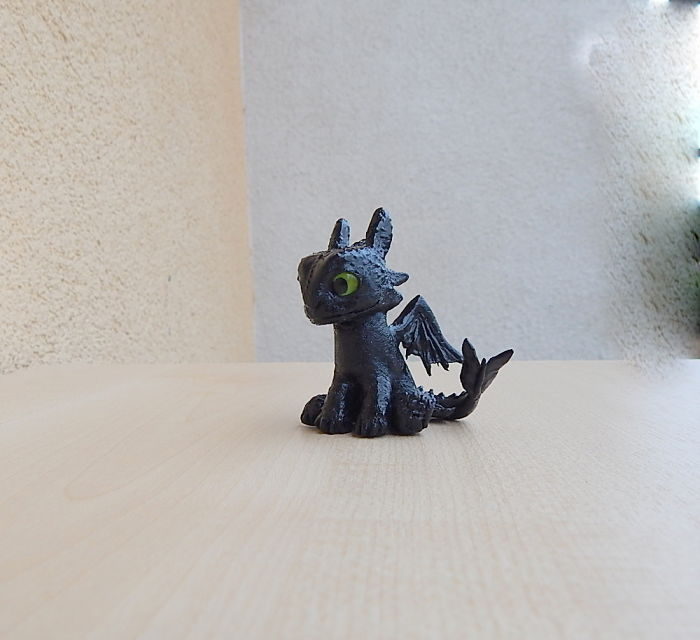 Toothless Baby, Toothless Night Fury