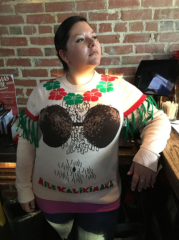 My Ugly Sweater This Year