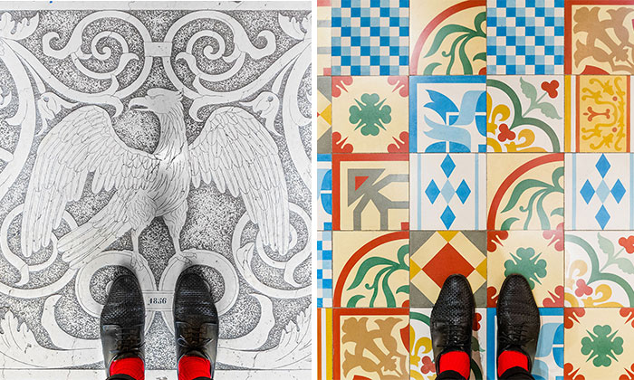Venetian Floors: I Travelled To Venice And Found Out They Have Most Sumptuous Floor In The World