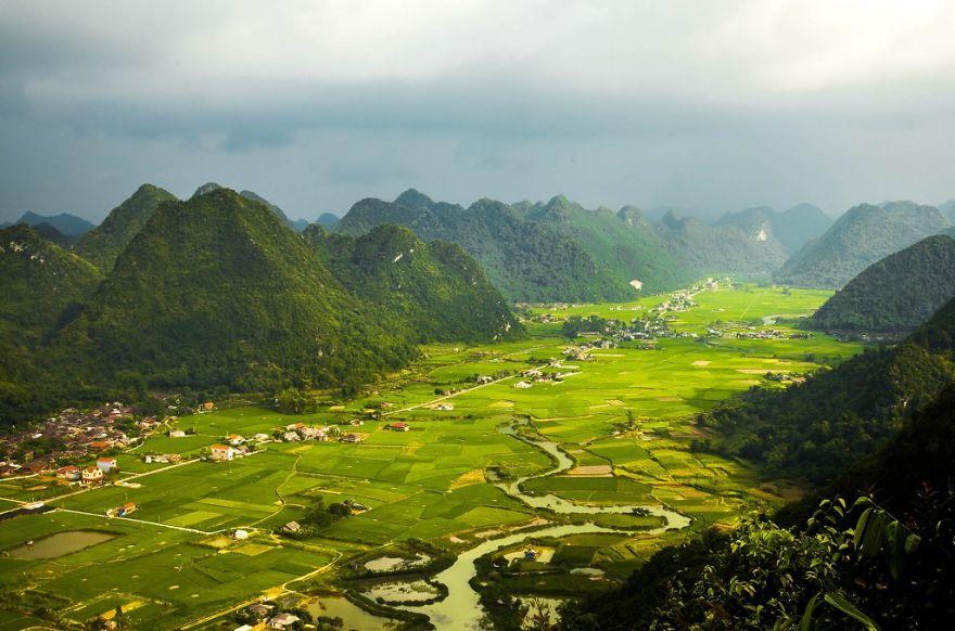 Vietnam, Mosaic Of Contrasts   Bored Panda