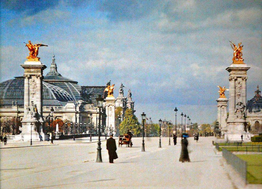 Paris 100 Years Ago