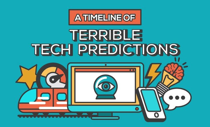 We Made A Timeline Of Terrible Predictions