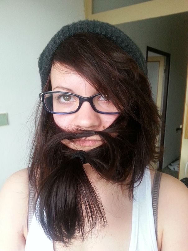 My New Beardstyle