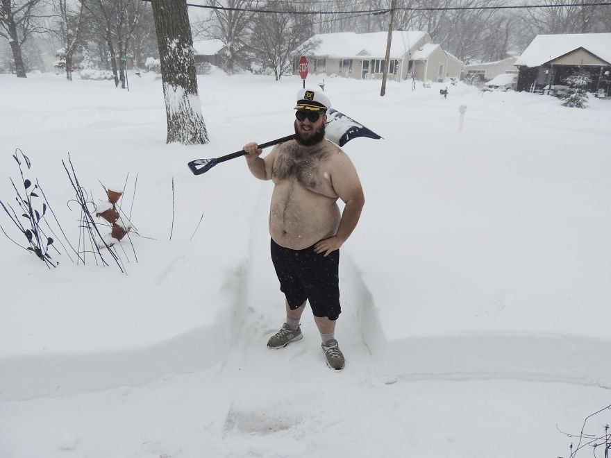 Anyone Looking To Get Plowed In Central Jersey?