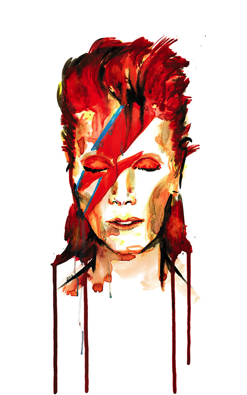 Rip David Bowie...