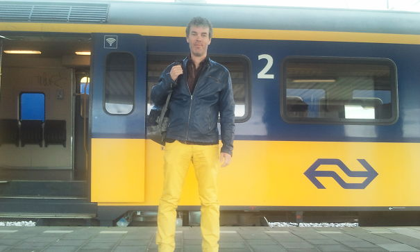 I'm A Train I'm A Chook-a Train
