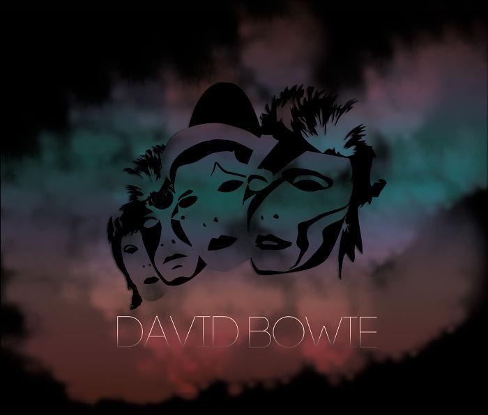 Bowie Masquerade
