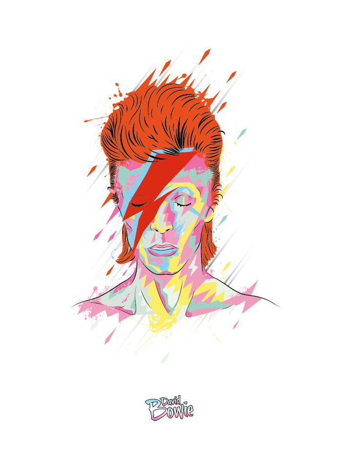 Tribute To The Great David Bowie