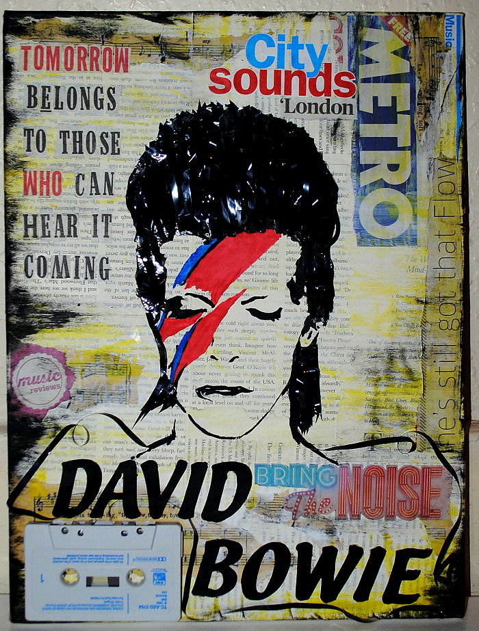 David Bowie - Bring The Noise