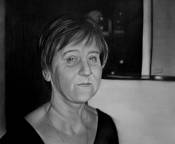 Meet My Mom! Drawing Made In 2015